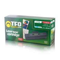 Toner TFO C-718C (CRG718C) cyan 2800 pages