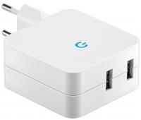 Goobay Dual USB laadija 4.1A