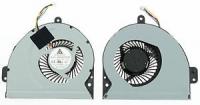 Asus A53S K53S K53E A43 CPU ventilaator
