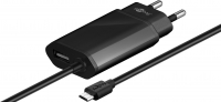 Goobay Slim Micro-USB dual charger 2,1A