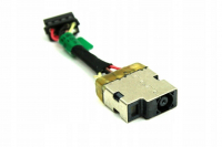 HP Pavilion 14-N 15-FPKN DC power jack with cable
