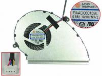MSI GE72VR GP72VR GPU ventilaator