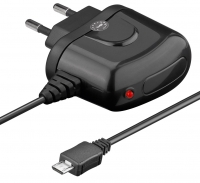 Goobay Micro USB charger 2.1 A black