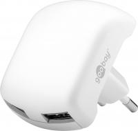 Goobay Dual USB charger 2.1A